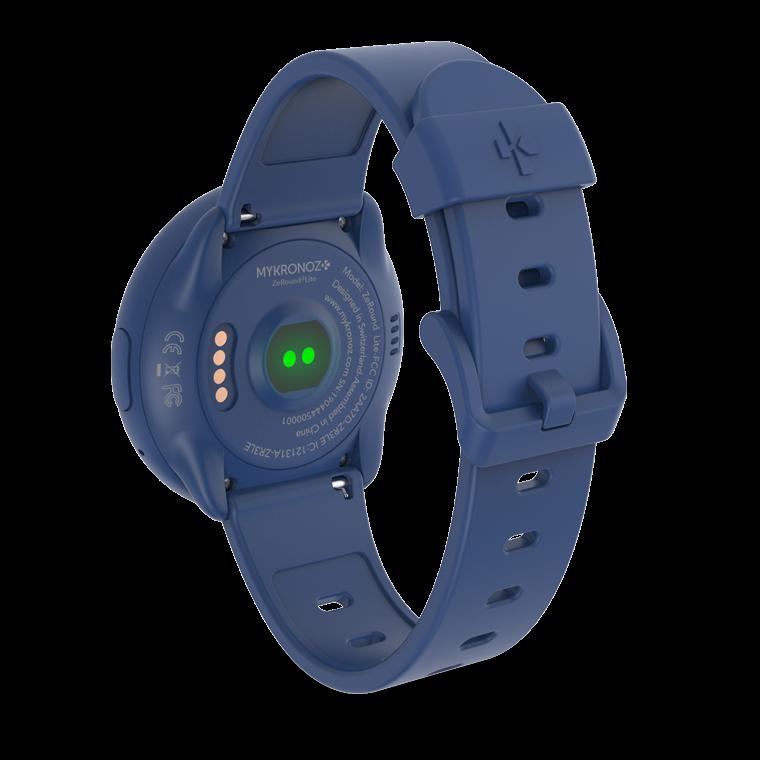 ZeRound3 Lite - ZeRound3 Lite - Montre connectée stylée pour votre mode de vie actif - MyKronoz