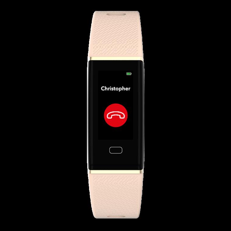 ZeTrack - ZeTrack - Tracker d'activité ultra-fin et complet avec capteur cardiaque - MyKronoz