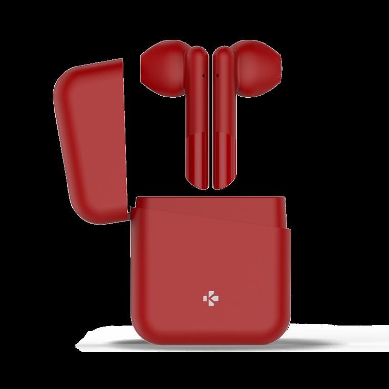 ZeBuds Lite - ZeBuds Lite - Écouteurs sans fil TWS avec boîtier de charge - MyKronoz