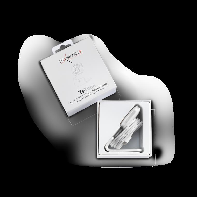Support de chargement ZeTime -  Support de chargement ZeTime - MyKronoz