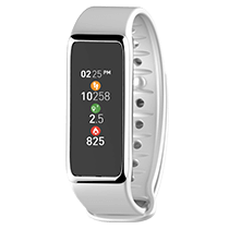 ZeFit<sup>3</sup> - Activity tracker with color touchscreen - MyKronoz