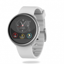 ZeRound<sup>2</sup> - Smartwatch with circular color touchscreen - MyKronoz