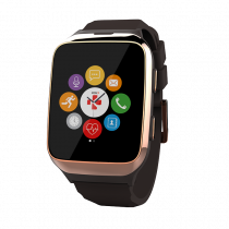 ZeSplash<sup>2</sup> - Water resistance smartwatch with activity tracker - MyKronoz