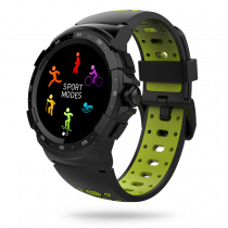 ZeSport² - Multisport GPS Smartwatch ready for your everyday adventures