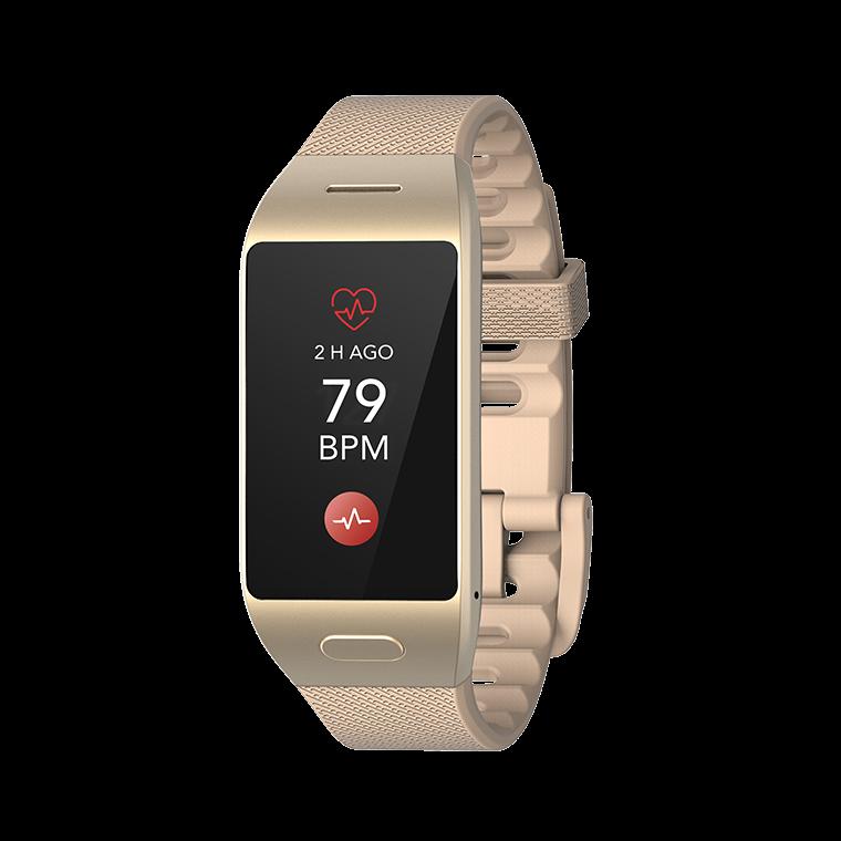 ZeNeo+ - ZeNeo+ – Slim smartwatch with body temperature sensor - MyKronoz