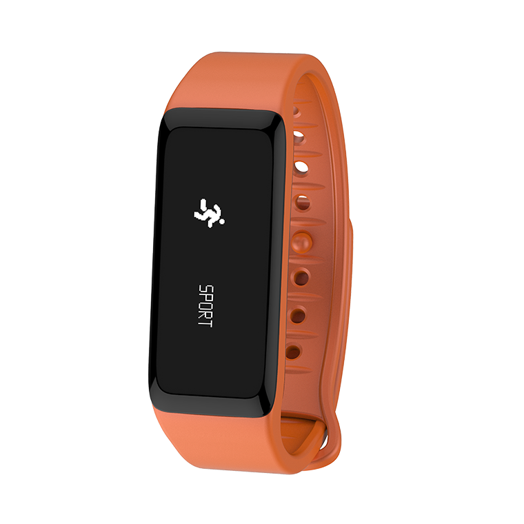 ZeFit2 - Activity tracker with smart notifications - MyKronoz