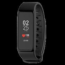 ZeFit<sup>3 HR</sup> - Aktivitätstracker mit farbigem Touchscreen und Herzfrequenzmonitor  - MyKronoz