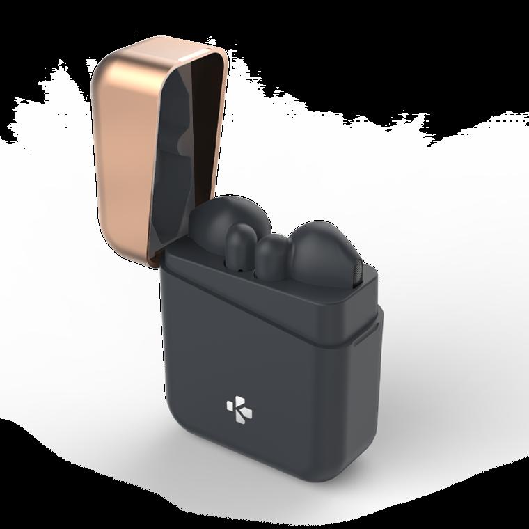 ZeBuds - ZeBuds - Drahtlose Ohrhörer TWS mit Ladebox - MyKronoz