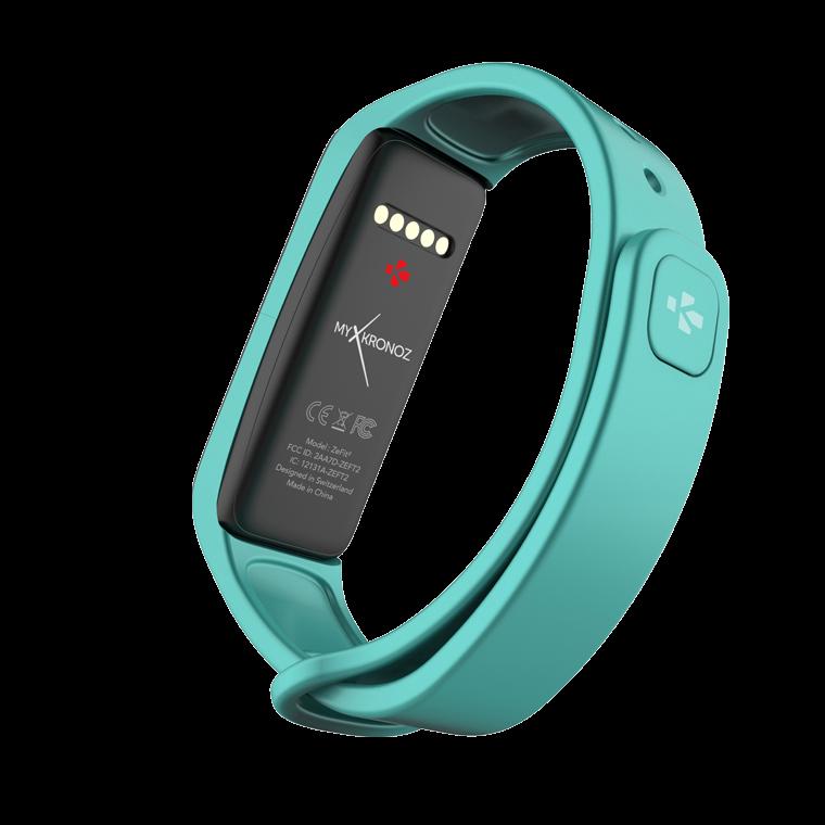 MyKronoz ZeFit Smartwatch and Activity Tracker