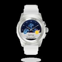 ZeTime - 全球首款完美融合全彩触摸屏与机械表针的混合型智能手表 - MyKronoz