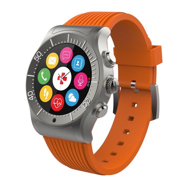 ZeSport - GPS智能手表 多运动模式 流线型设计  - MyKronoz