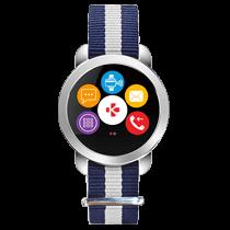 ZeCircle<sup>2 Premium</sup> - Elégant tracker d'activité avec paiement sans contact NFC* - MyKronoz