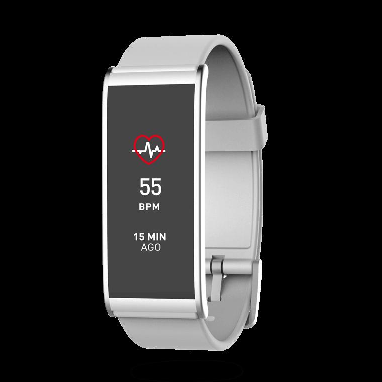 ZeFit4HR - Bracelet d'activité avec capteur de rythme cardiaque - MyKronoz