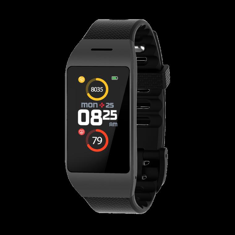 ZeNeo - ZeNeo - Une montre connectée puissante au look de tracker d'activité - MyKronoz