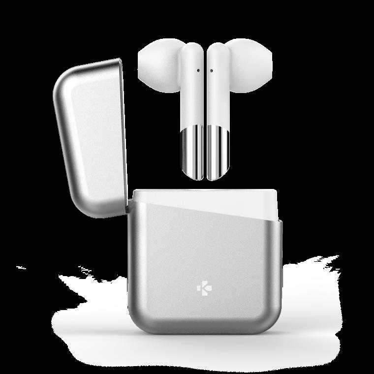 ZeBuds Premium - ZeBuds Premium - Écouteurs sans fil TWS avec boîtier de charge - MyKronoz
