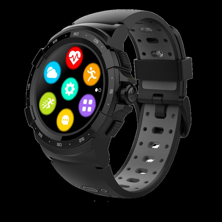 ZeSport² - La montre connectée GPS multisport alliée de vos aventures quotidiennes - MyKronoz