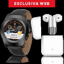 ZeTime Premium & ZeBuds - Il nostro smartwatch ibrido Premium e i nostri nuovi auricolari wireless TWS - MyKronoz