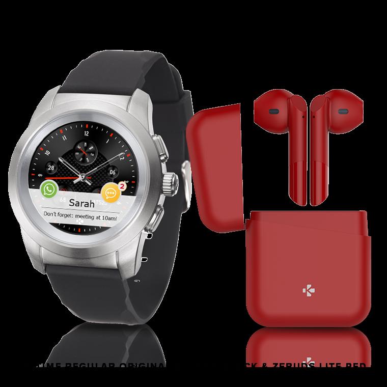 ZeTime & ZeBuds - Il nostro smartwatch ibrido e i nostri nuovi auricolari wireless TWS - MyKronoz