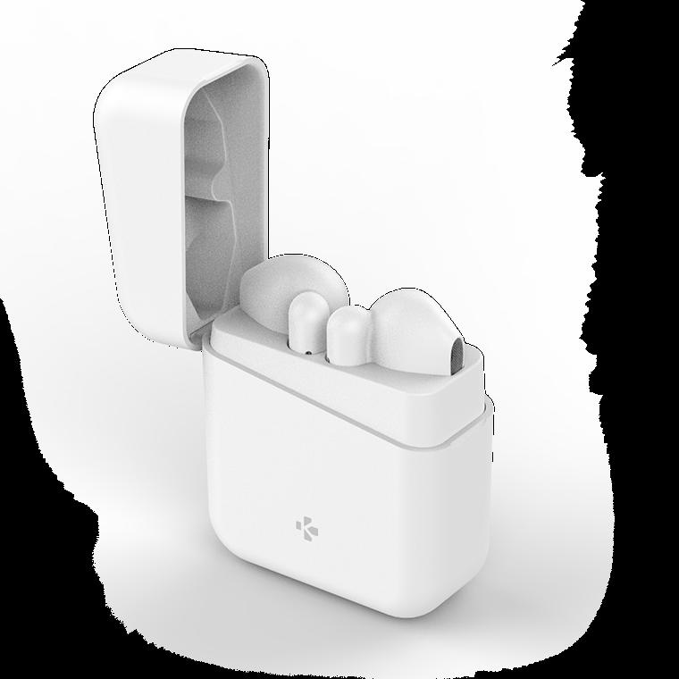 ZeBuds Lite - ZeBuds Lite - Auricolari wireless TWS con custodia di ricarica - MyKronoz