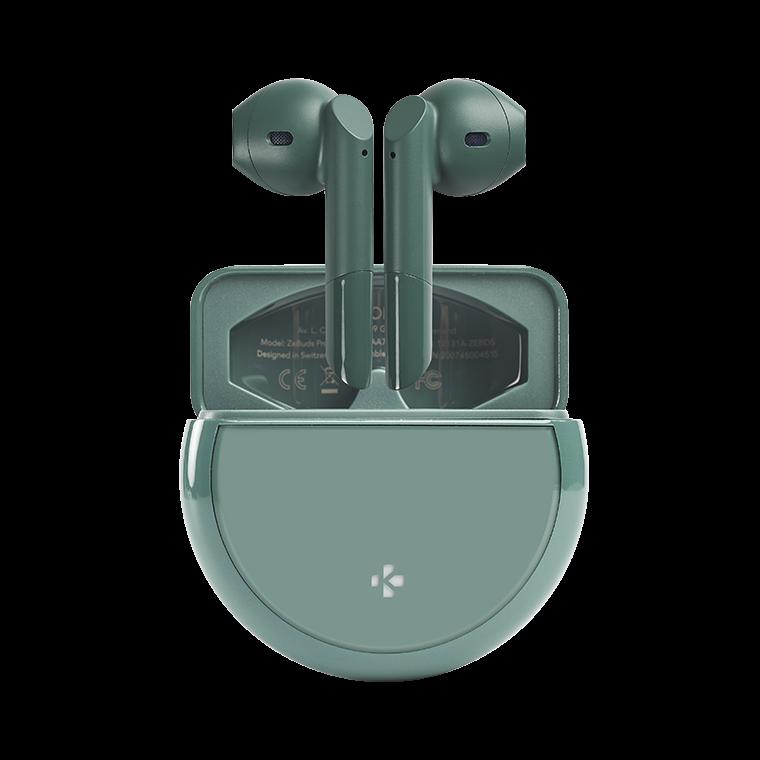 ZeBuds Pro - ZeBuds Pro - Auricolari wireless TWS con custodia di ricarica wireless - MyKronoz