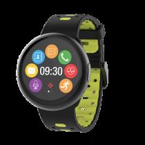 ZeRound<sup>2HR Premium</sup> - Smartwatch mit Rundem Touchscreen und Herzfrequenzsensor - MyKronoz