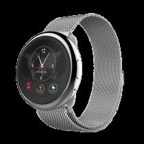 ZeRound<sup>2HR Elite</sup> - Elegante Smartwatch mit rundem Touchscreen und Herzfrequenzmonitor - MyKronoz