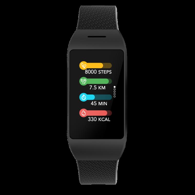 ZeNeo - ZeNeo - Die leistungsstarke Smartwatch, die aussieht wie ein eleganter Aktivitäts-Tracker - MyKronoz