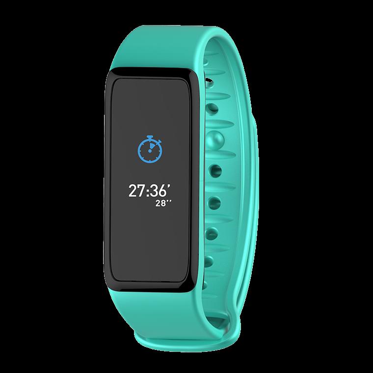 ZeFit3 - Aktivitätstracker mit farbigem Touchscreen - MyKronoz
