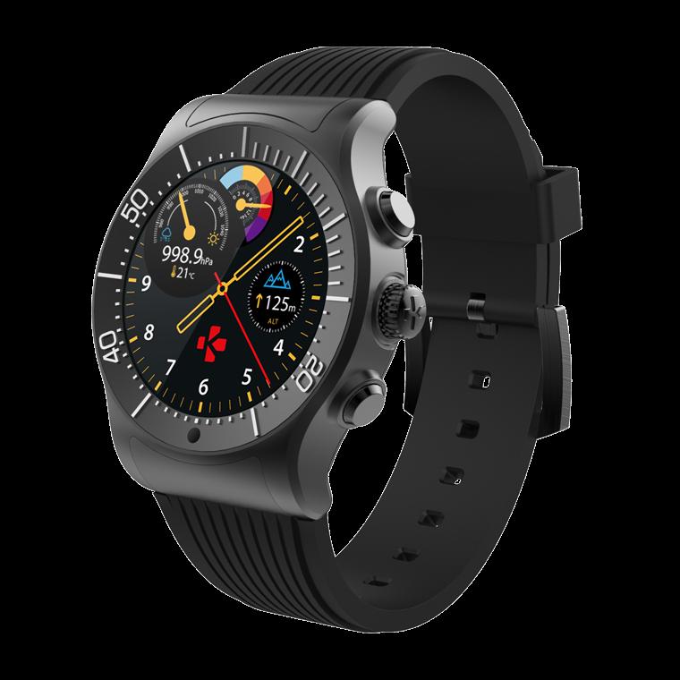 ZeSport - Multisport GPS Smartwatch im eleganten design   - MyKronoz
