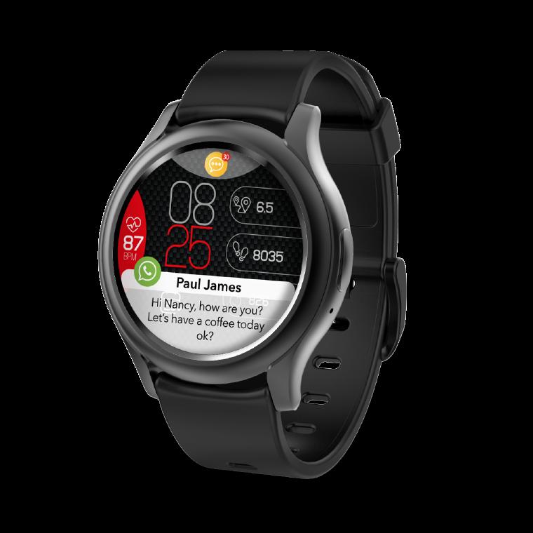 ZeRound3 - ZeRound3 - Smartwatch con touchscreen rotondo AMOLED - MyKronoz