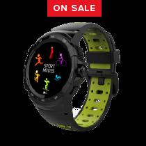 ZeSport² - Multisport GPS Smartwatch ready for your everyday adventures   - MyKronoz