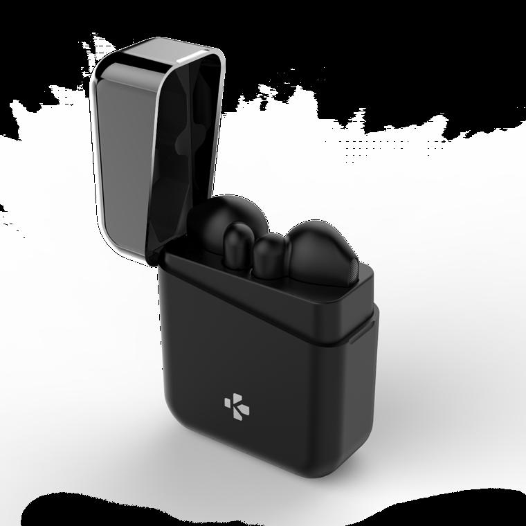 ZeBuds - ZeBuds - TWS Wireless Earbuds with charging case  - MyKronoz
