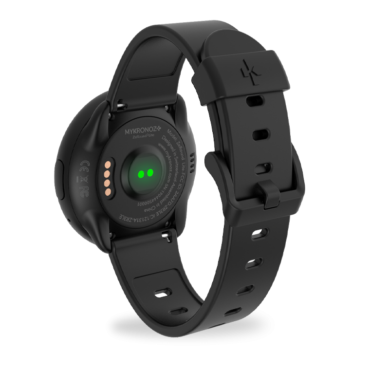 ZeRound3 Lite - ZeRound3 Lite - Stylish smartwatch for your active lifestyle - MyKronoz