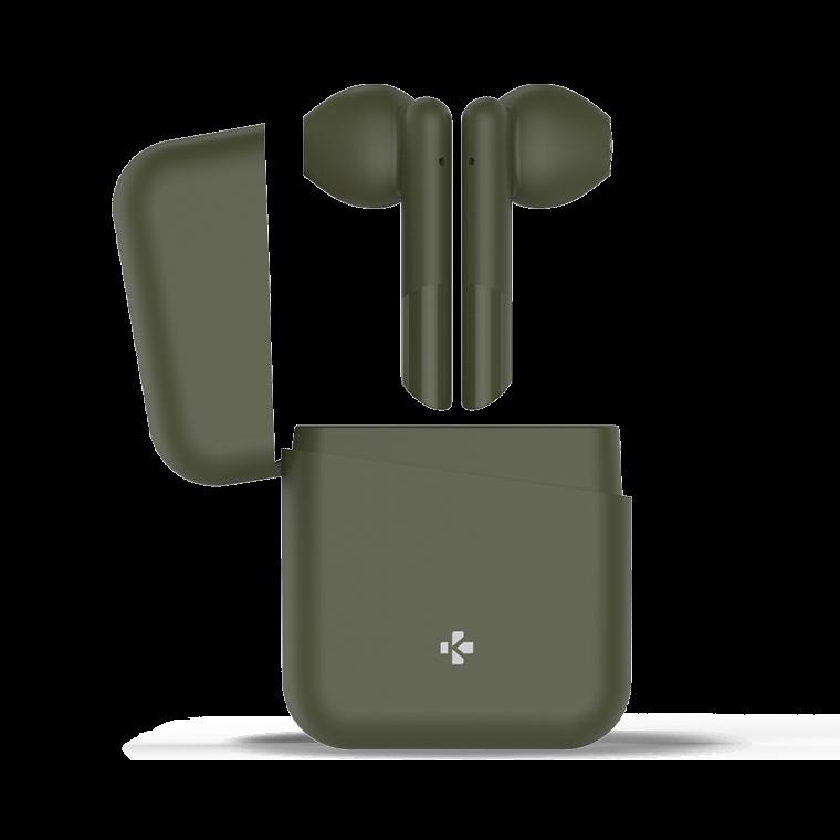 ZeBuds Lite - ZeBuds Lite - TWS Wireless Earbuds with charging case - MyKronoz