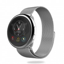 ZeRound<sup>2HR Elite</sup> - Elegant smartwatch with circular color touchscreen - MyKronoz