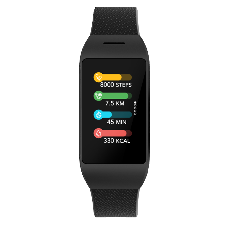 ZeNeo - ZeNeo – The powerful smartwatch that looks like a sleek activity tracker - MyKronoz