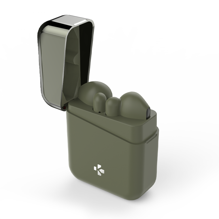 ZeBuds - ZeBuds - TWS Wireless Earbuds with charging case  - MyKronoz