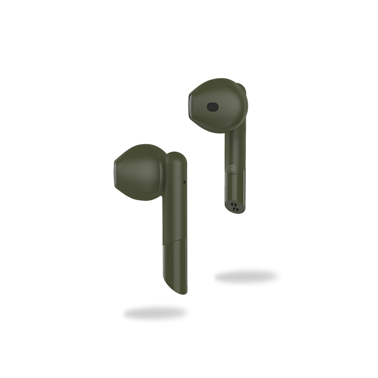 ZeBuds Lite - ZeBuds Lite - TWS Wireless Earbuds with charging case - MyKronoz