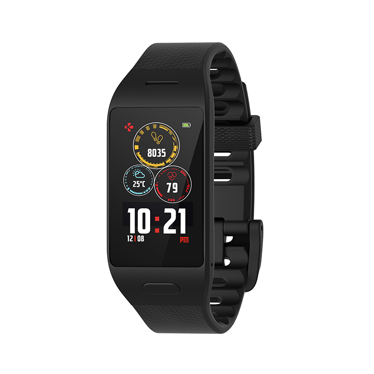 ZeNeo+ - ZeNeo+ – Slim smartwatch with body temperature sensor - MyKronoz