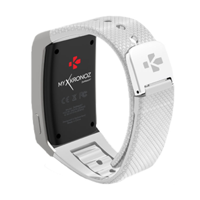 ZeWatch3 - Smartwatch with activity tracker - MyKronoz
