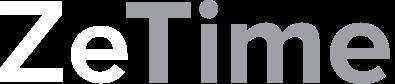 Zetime smartwatch logo