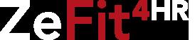 ZeFit4HR tracker d'activité logo