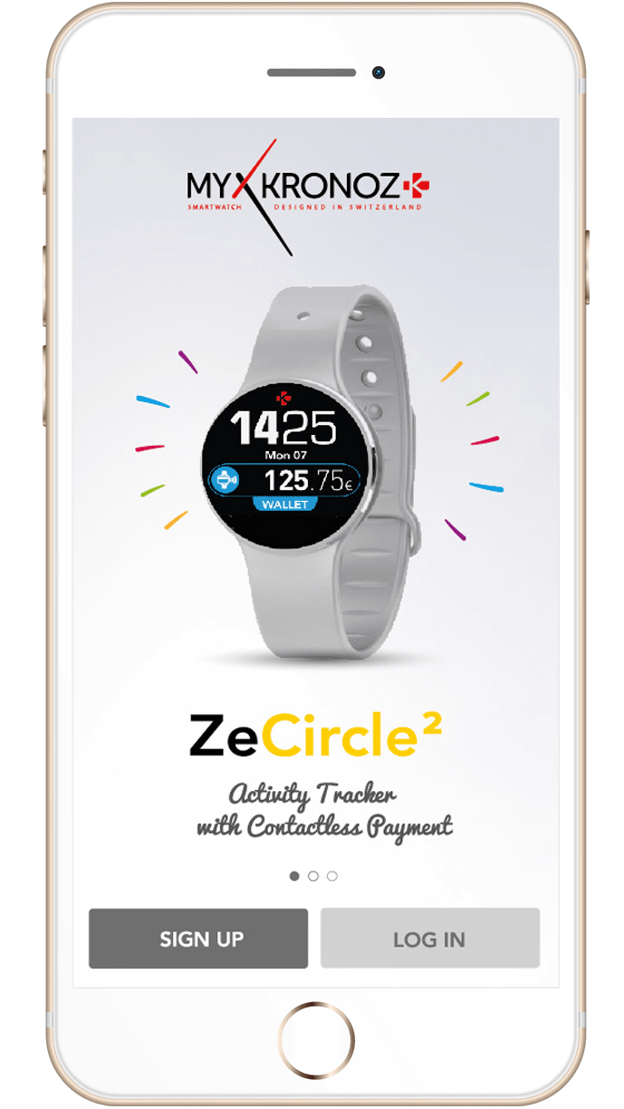 application zecircle 2