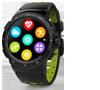 Multisport GPS Smartwatch con design elegante e vetro gorilla
